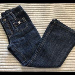 Girls Gymboree Poppy Love Denim Jeans